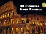 we arrange your taxi to or from Rome