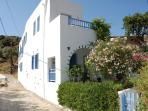 Villa on Naxos Island