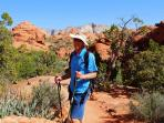 Hiking Snow Canyon 5 Minute Drive