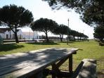 Zonas de picnic próximas (<1km) Ribeira de Pardelhas