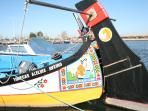 Barco Molicerio Símbolo de Murtosa