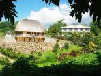 Samoan Highland Hideaway, Fa'le and the Main House.