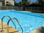Stunning Large Communal Pool for only 9 Apartments