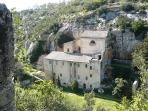 Chiesa san Corrado vista dall'alto