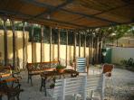 Dependance- veranda