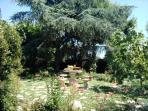 Grande giardino privato