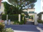 Bella villa con dependance  40mt dal mare 12 letti