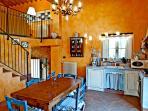 Kitchen - Villa Il Colle di Sotto