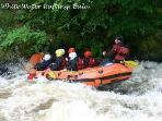 Action and Adventure. White Water Rafting. Bala