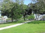 Take a nice stroll on the Greenbelt