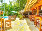 Our residence offers asian restaurant Balicana