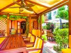 Our residence offers italian restaurant and pizzeria DAngelo