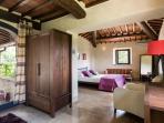 Master Bedroom Suite with Aircon, en suite bathroom, stunning views