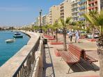 Sliema Promenade (5 mins)