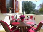 Enjoy Alfresco Dining