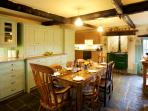 The Kitchen and the Aga