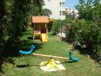 Jardín / Parque Infantil comunitario