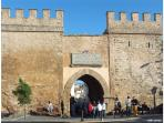 Archway to Tarifa old town