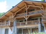 Adjacent chalet rentable - perfect for two families