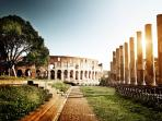 Colosseo, is 1.4 km away