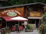 La Boulangerie 5 mins walk from Chalet Etoile