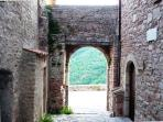 Macerino - Old gateway to the village