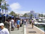 Estepona market