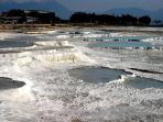 Hot springs of Pammukale