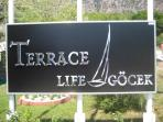 Entrance to Terrace Life