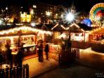 Edinburgh over Christmas - Market