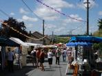 Local grenier sales - a great day out