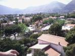 View of surrounding southwestern area from our 6th floor terrace - similar view from master bedroom