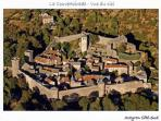 La Couvertoirade : a medieval village of the knights templar