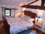 Les Petites Pierres Double Bedroom