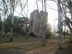 una de las muchas torres de vigilancia antiguas del litoral