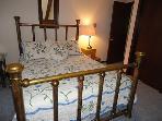 Upper Level Bedroom with Queen Bed