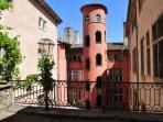 "LYON RENAISSANCE ""Cote Jardin"" Center and Vieux LYON"