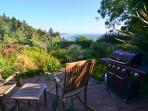 Fire up the grill and revel in the beauty of redwood coast.