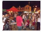 Larnaca beach night life
