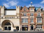 Whitechapel Art Gallery - newly refurbished major London gallery (2 minutes walk)