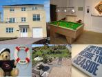 Trearddur Sands, Sleeps ten with fantastic seaviews Internet WIFI & Games room