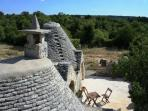 Outdoor - Trullo Oven patio