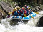 White water rafting if you dare?