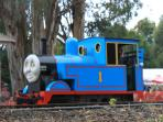 Thomas the Tank Engine is only 200 metres from our Bed and Breakfast.  Book in and stay weekend