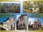Le Chalard (village)