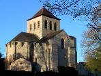 Le Chalard (church)