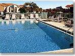 Large enough for laps--enjoy our community pool for swimming, cooling off, sunbathing and playing with family and...