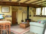 The Piggery sitting room
