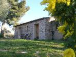 Maison Fleurie - lovely old stone house