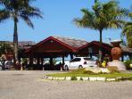 Churrascaria Restaurante Gaucho beachfront 2 minutes walking